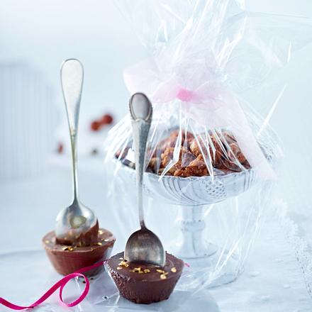 Schokolade am Stiel Rezept