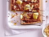 Schokoladen-Apfel-Tarte Rezept
