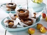 Schokoladen-Aprikosen-Muffins Rezept