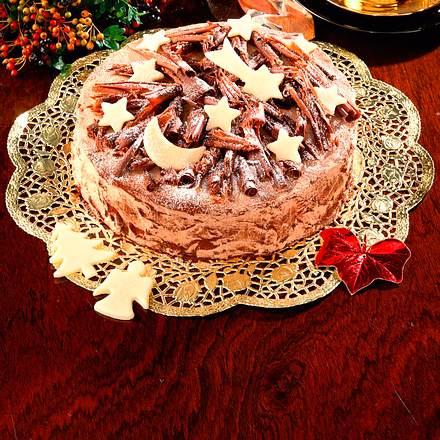 Schokoladen-Buttercreme-Torte Rezept