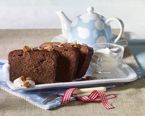 Schokoladen-Cognac-Torte Rezept