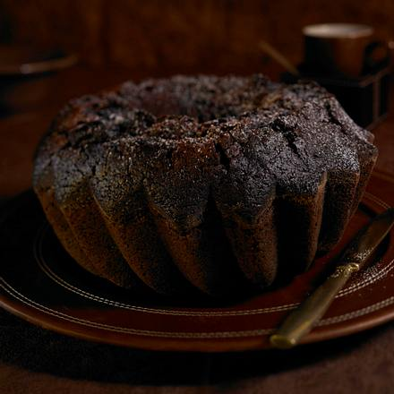 Schokoladen-Gugelhupf mit Rote Bete Rezept