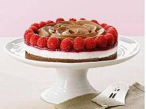 Schokoladen-Himbeertorte Rezept