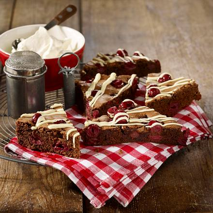 Schokoladen-Kirschkuchen Rezept