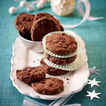 Schokoladen-Knusperli Rezept