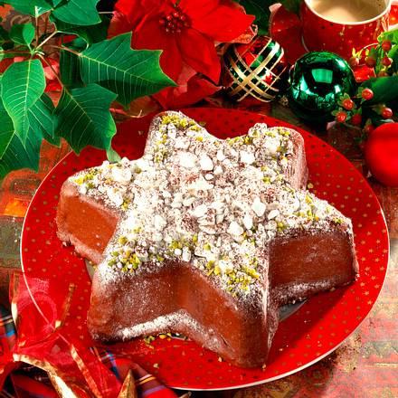 Schokoladen-Likör-Stern Rezept
