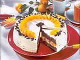 Schokoladen-Mandarinen-Torte Rezept
