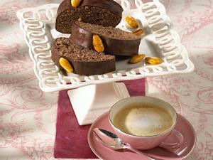 Schokoladen-Mandel-Rehrücken Rezept