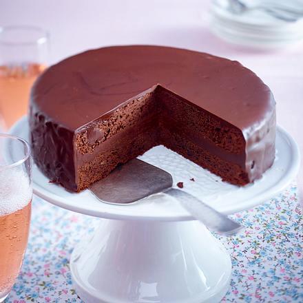 Schokoladen-Mandel-Torte Rezept