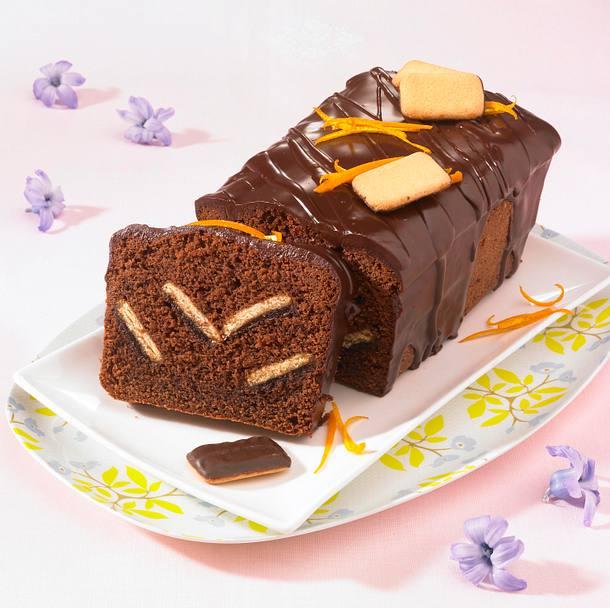 Schokoladen-Orangenkuchen Rezept