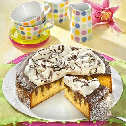 Schokoladen-Stricknadel-Kuchen Rezept