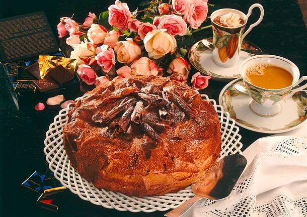 Schokoladen-Trüffeltorte Rezept