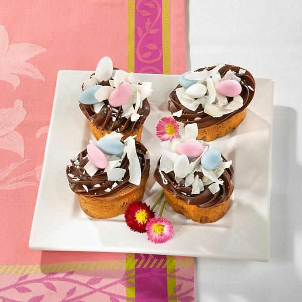 Schokoladenei-Muffins Rezept