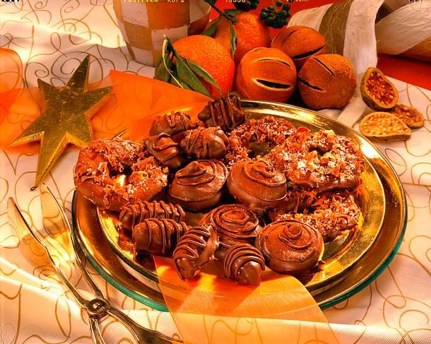 Schokoladenfrüchte Rezept
