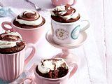 Schokoladige Nutella-Tassenküchlein Rezept