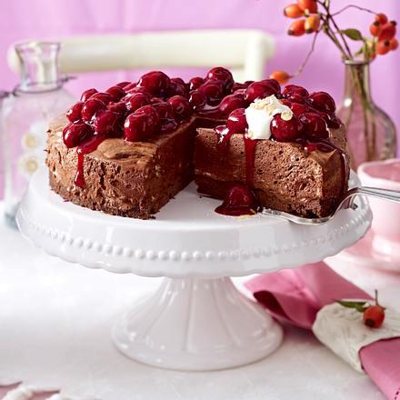 Schokomousse-Kuchen Rezept