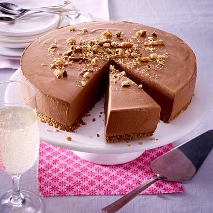 Schokomousse-Torte Rezept