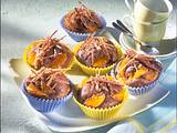 Schokomuffins mit Mandarinen (Diabetiker) Rezept