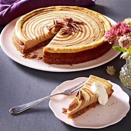 Schokostrudel-Käse-Kuchen Rezept