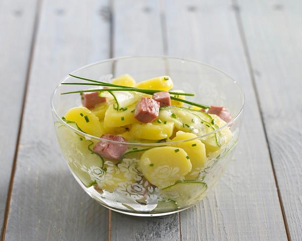 Schwäbischer Kartoffelsalat Rezept