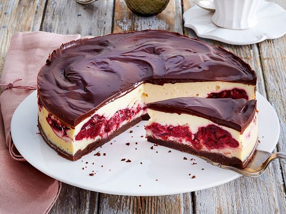 Schwarzwälder-Käse-Torte Rezept