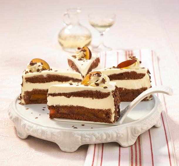 Schwarzwälder-Zwetschen-Kuchen Rezept