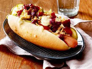 Schweden-Hotdog Rezept