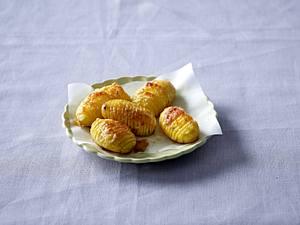 Schwedische Fächerkartoffeln Rezept