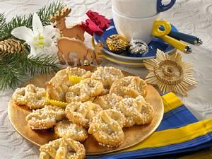 Schwedische Jul Brezel Rezept