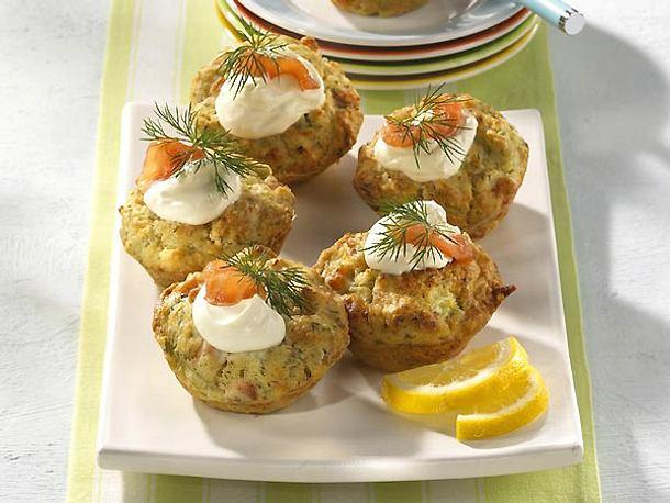 schwedische lachs muffins rezept chefkoch rezepte auf. Black Bedroom Furniture Sets. Home Design Ideas