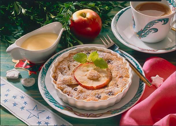 Schwedisches Apfeldessert Rezept