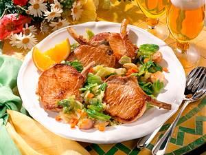 Schweine-Stielkoteletts Rezept