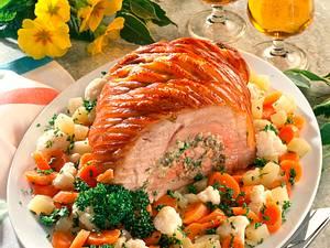 Schweinerollbraten mit Kruste Rezept