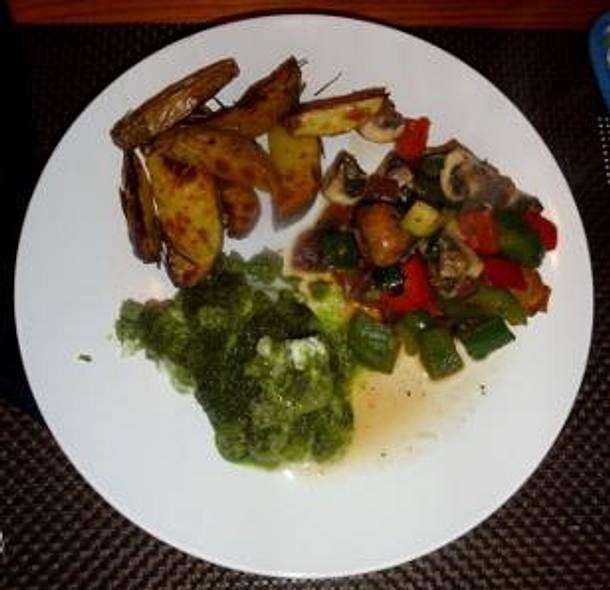 Seehecht mit Olivenkruste Rezept