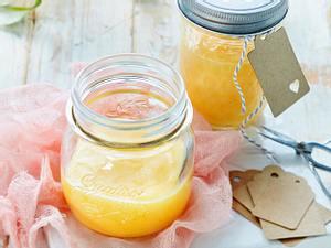 Selbst gemachtes Lemon Curd Rezept