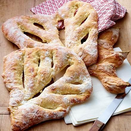 Selbstgemachtes Brot – Fougass Rezept