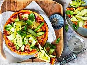 Seltene Pizza Kohlprese Rezept