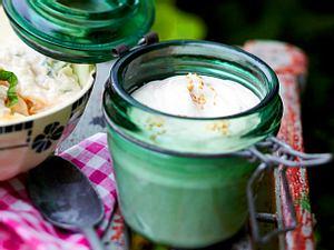 Sesam-Joghurt-Dip Rezept