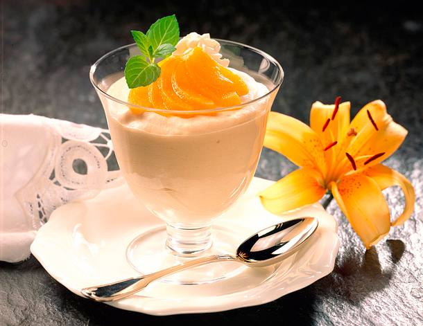 Sherry-Dessert Rezept