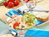 Shrimps-Cocktail mit Avocado Rezept