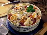 Sillisalaatti (Finnischer Heringssalat) Rezept