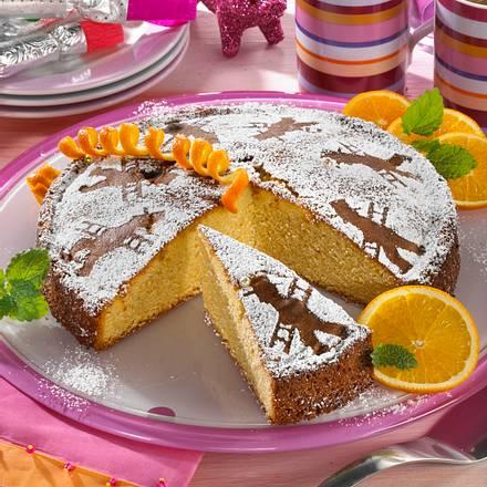 Silvester Kuchen Mit Glucksbringer Rezept Lecker