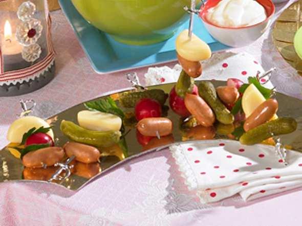 Kindergeburtstag Rezepte Für Das Märchenbuffet Lecker