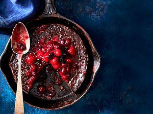 Softer Pfannen-Cheesecake Rezept