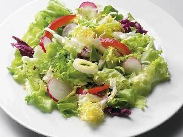 Sommerlich Bunter Salat Rezept
