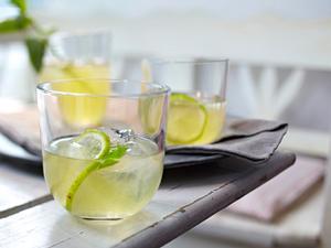 Sommerlicher Martini-Eistee Rezept