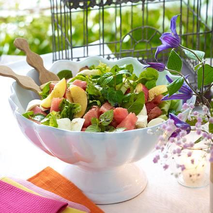 Sommersalat Rezept