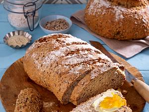 Sonnenblumenkern-Brot Rezept