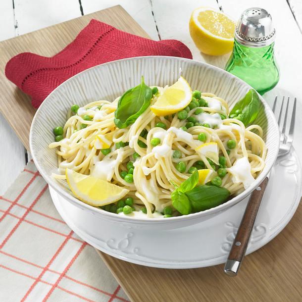 Spaghetti all limone Rezept