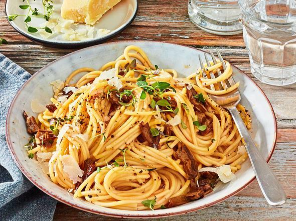 Spaghetti alla Carbonara Rezept